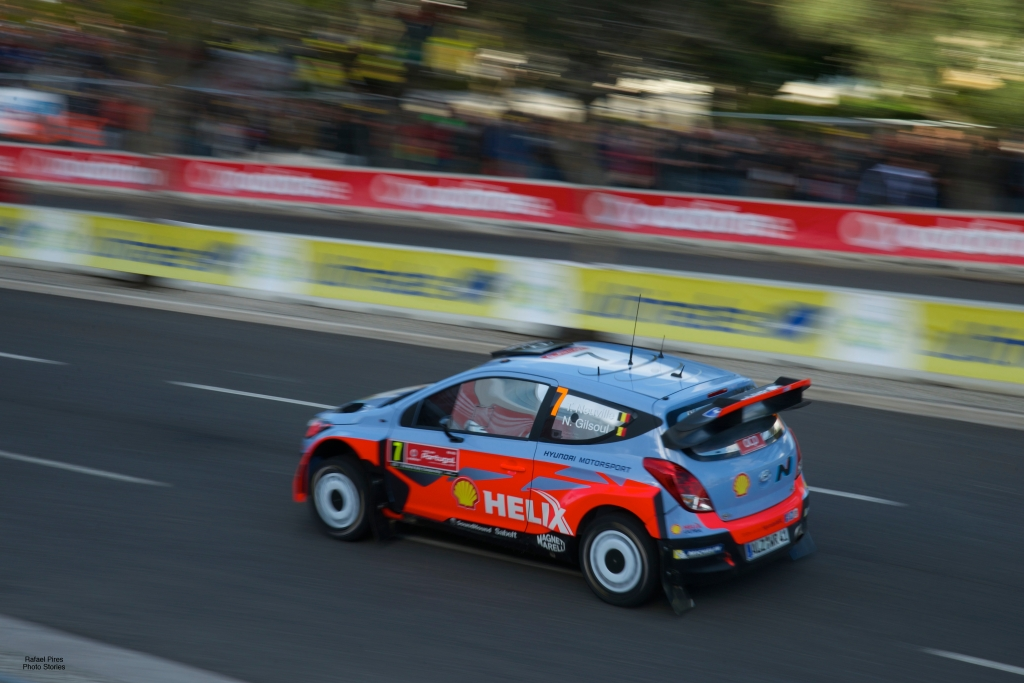 Rally de Portugal 2014 SS1