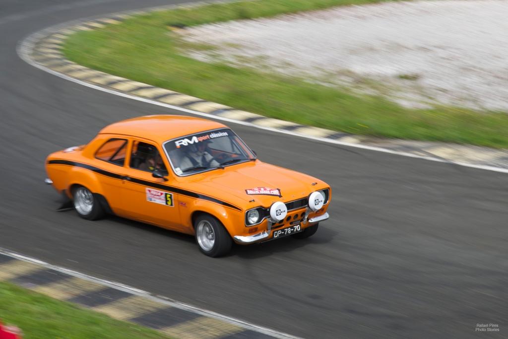 Rallye Verde Pino 2014 - Ford Escort
